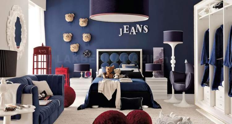 Teen Boys Bedroom Design Ideas