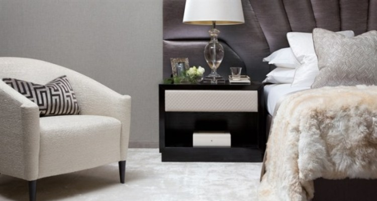 Unique Bedroom End Tables to Create Cozy Atmosphere