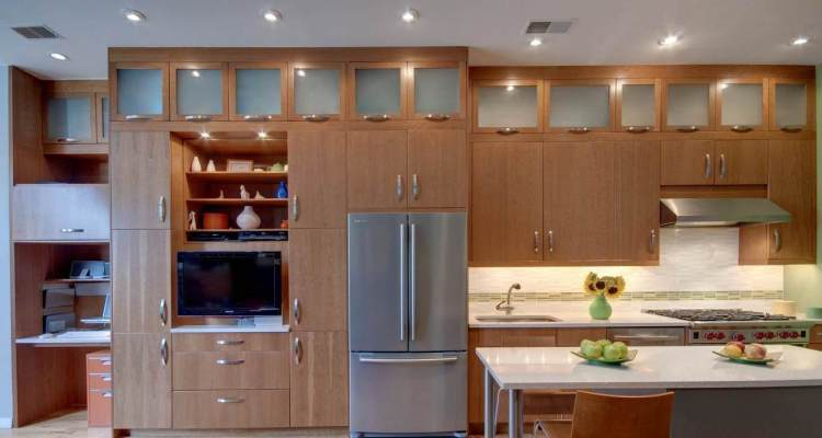 Beautiful Kitchen Recessed Lighting Design