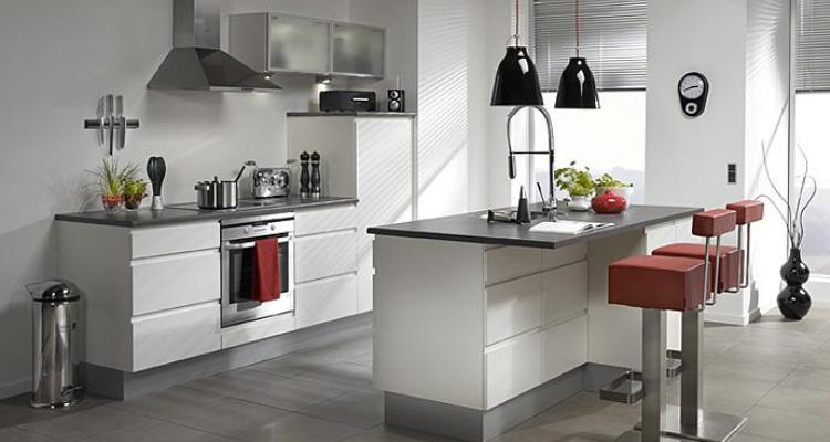 Beautiful and Elegant Modern Small Kitchen Design Ideas