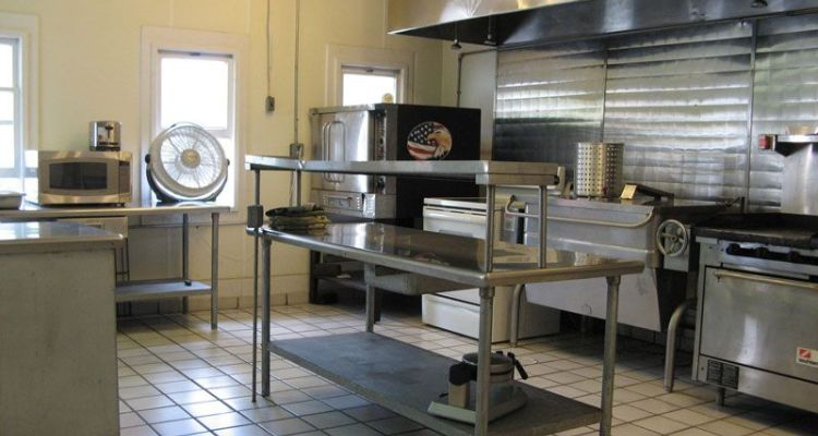 Small Commercial Kitchen Design for Small House