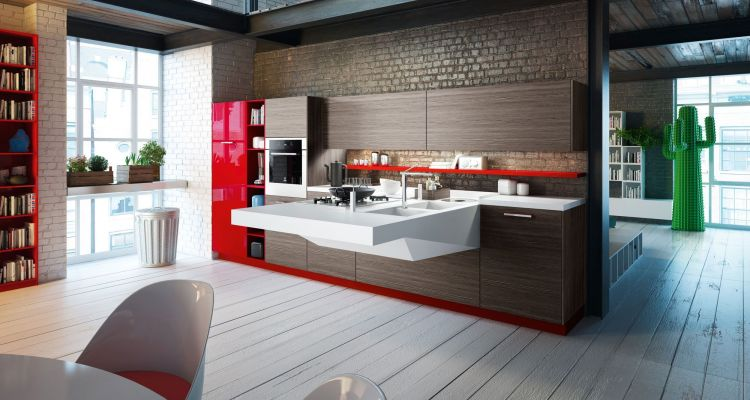 Ultra Modern Kitchen Interior Design the Most Beautiful and Elegant Kitchen Design