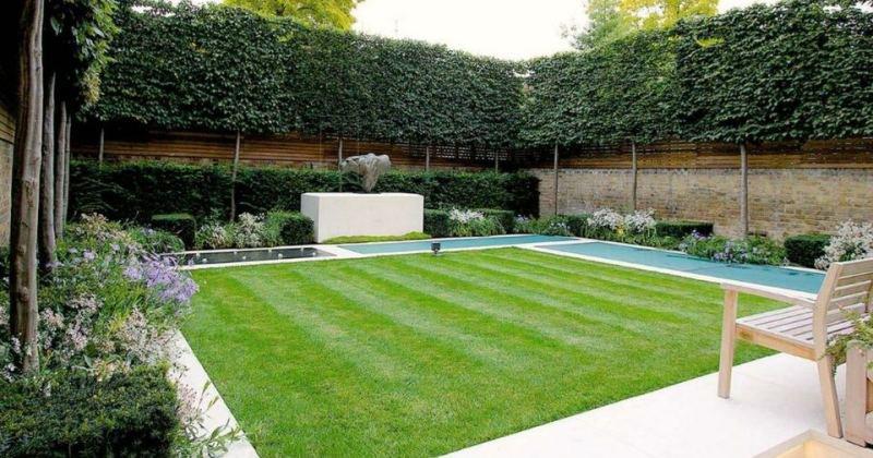 Artificial garden privacy screening