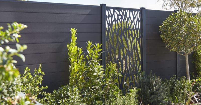 Artificial garden screening b&q