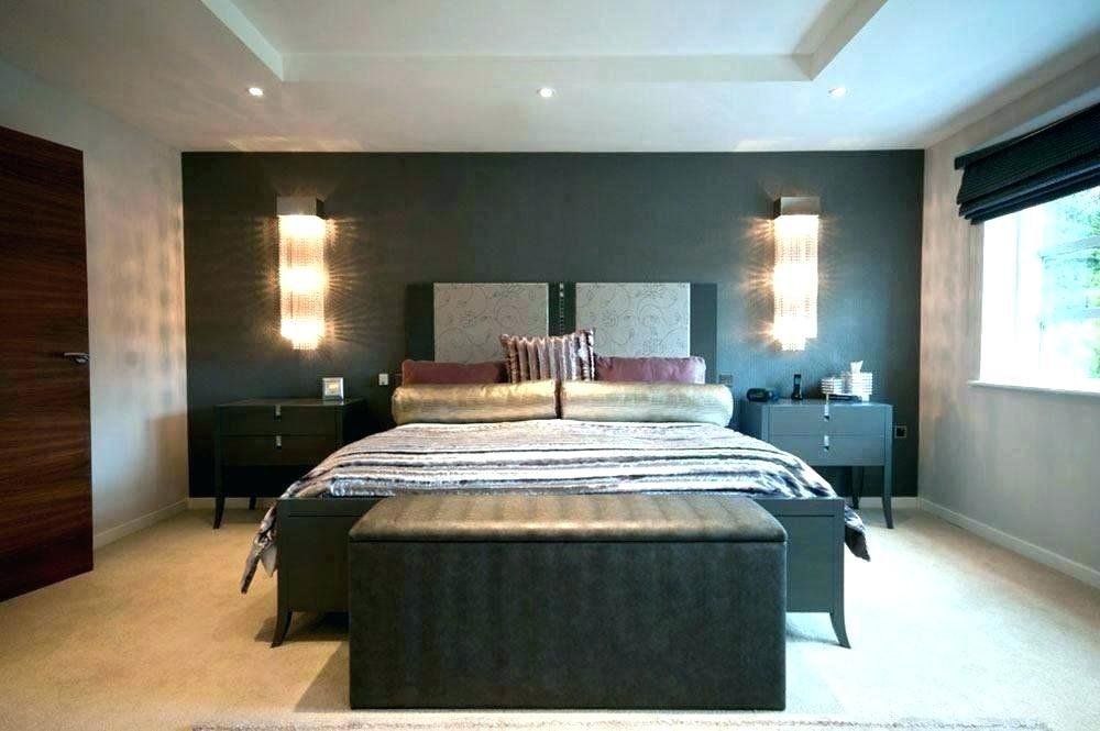 Bedroom wall mounted lights