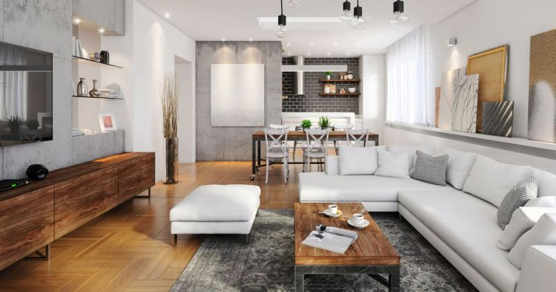 Family room furniture layout examples