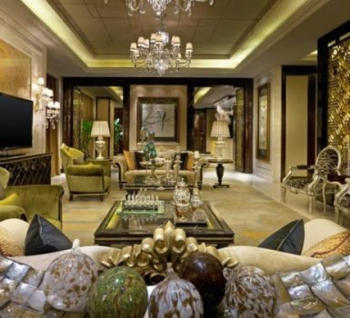 Italian Living Room Decorating