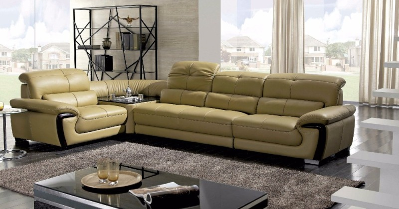 Italian leather living room set for sale