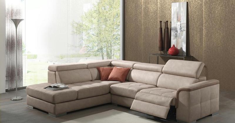 Italian living room furniture sets
