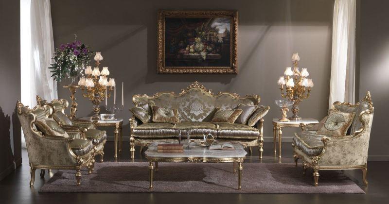 Italian living room set