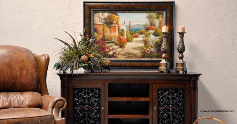 Italian wall art for living room