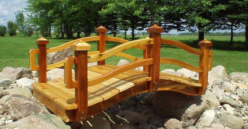 Japanese garden bridges for sale uk