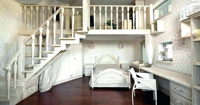 Loft bed bedroom designs