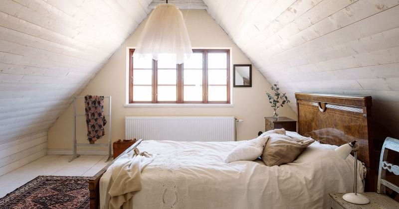 Loft designs for bedroom