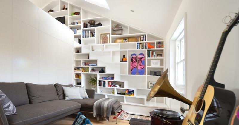Loft space designs