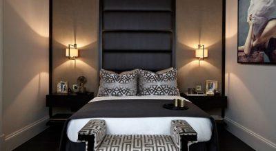 Luxury Bedroom Wall Lights
