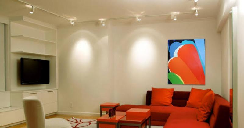 Modern living room lighting fixtures