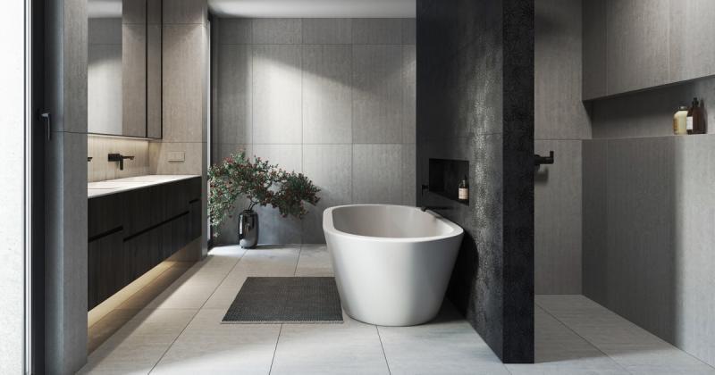 Modern shower design ideas