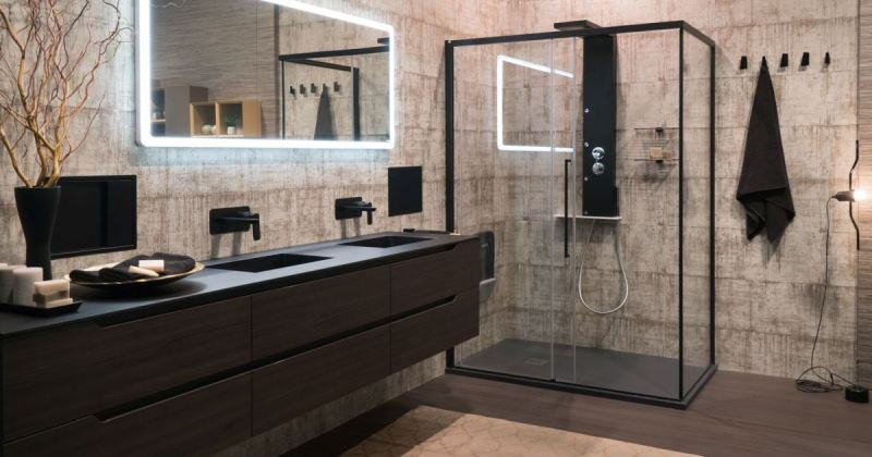 Modern shower design images