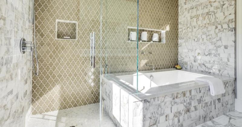 Modern shower designs