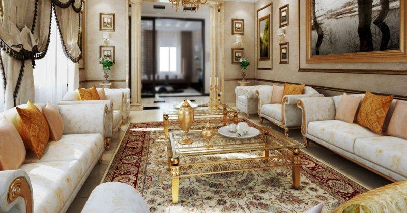 Modern victorian interior decorating