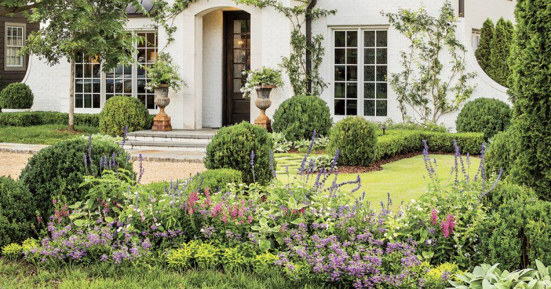 Plants for front yard landscaping