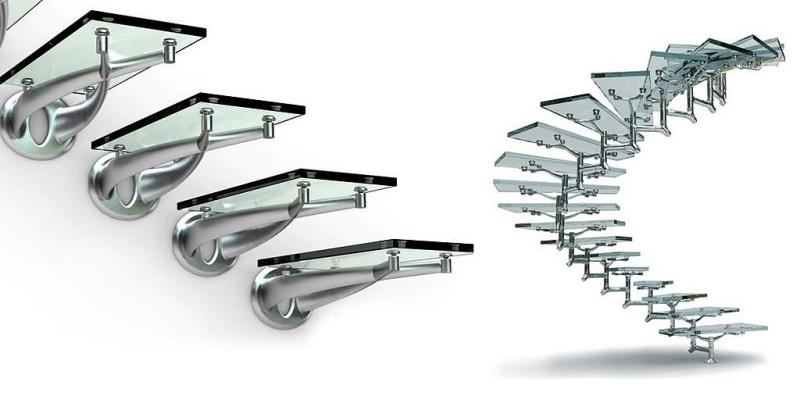 Sculptural staircase design tool