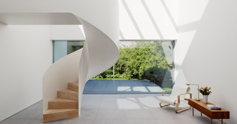 Sculptural staircases slideshow