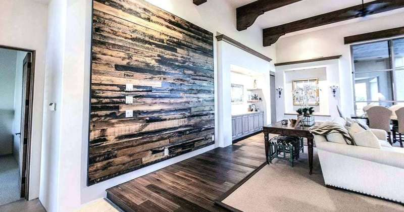Wooden walls ark