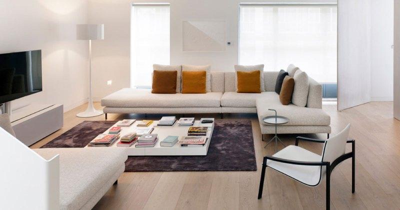 A minimalist home decor