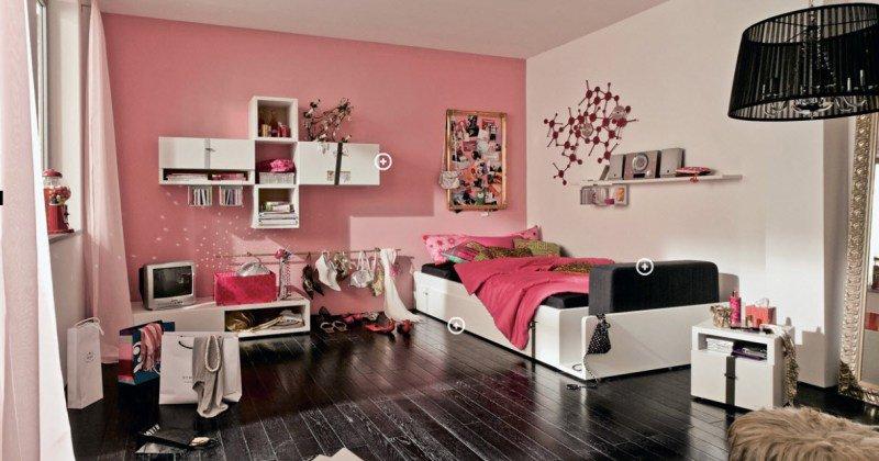 Accessories for teenage girl bedroom