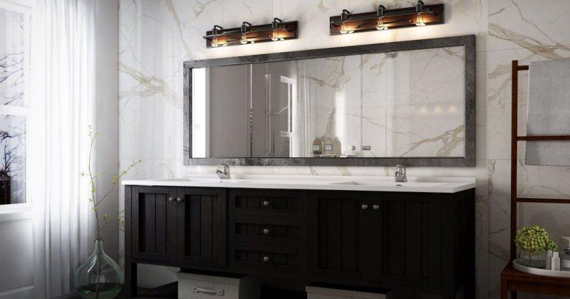 Bathroom lighting vanity