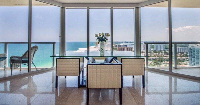 Beachfront apartment florida