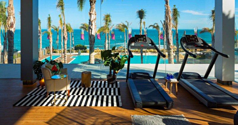 Beachfront apartments costa del sol