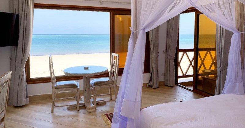 Beachfront apartments mombasa