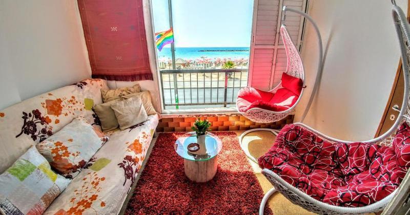 Beachfront apartments tel aviv