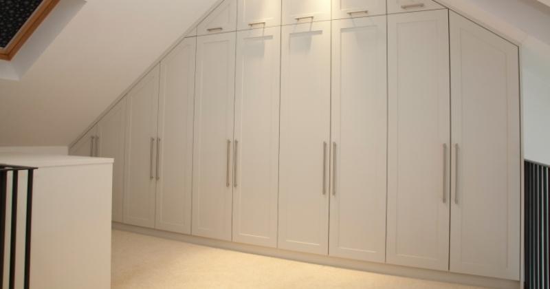 Bedroom cupboard doors made to measure