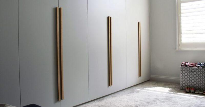 Bedroom cupboard handles