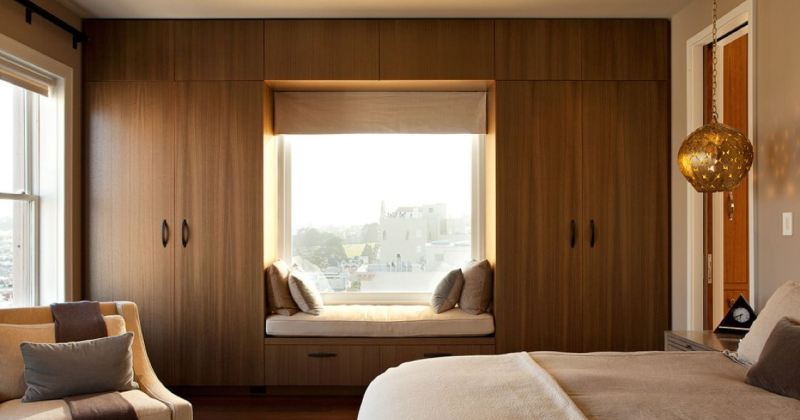 Bedroom cupboard ideas