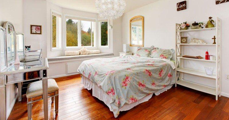 Bedroom design for teenage girl