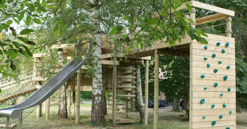 Build a treehouse ideas