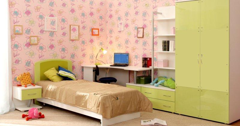 Childrens interior design room