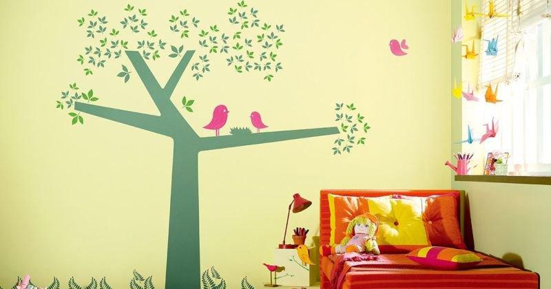 Children's room decor wall stickers