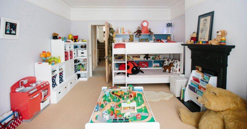 Children's room design pictures