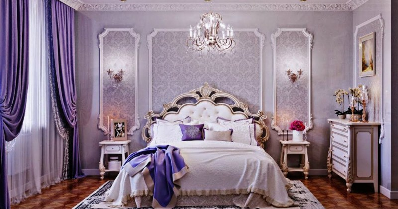 Classic bedroom design pictures