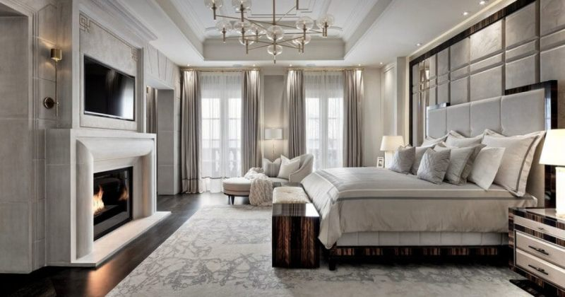 Classic bedroom designs images