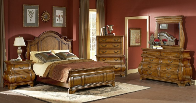 Classic bedroom designs india