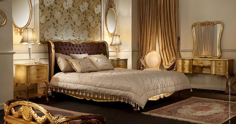 Classic bedroom ideas interior design