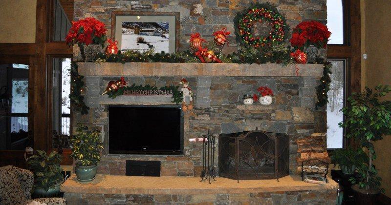 Classic fireplace mantel ideas