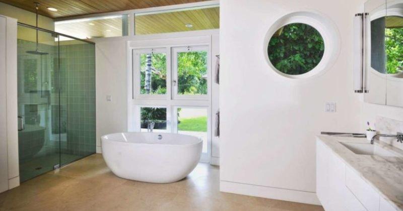 Clean Modern bathroom designs